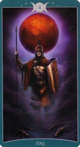 "Таро Книга Теней том 1 ""Как Наверху"" (The Book of Shadows Tarot (Volume 1 As Above) - Страница 2 HREC6yOLF30"