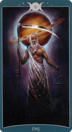 "Таро Книга Теней том 1 ""Как Наверху"" (The Book of Shadows Tarot (Volume 1 As Above) - Страница 2 Lzjmjz6bxSQ"