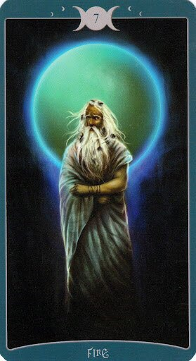 "Таро Книга Теней том 1 ""Как Наверху"" (The Book of Shadows Tarot (Volume 1 As Above) - Страница 2 WzTISWVAfMw"