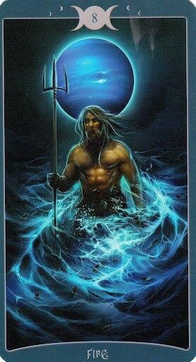 "Таро Книга Теней том 1 ""Как Наверху"" (The Book of Shadows Tarot (Volume 1 As Above) - Страница 3 ZEtj85Yafvg"