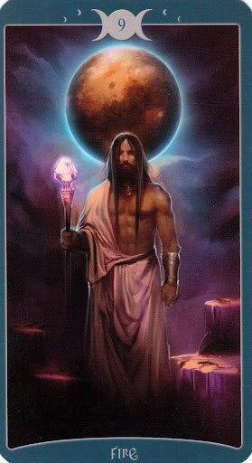 "Таро Книга Теней том 1 ""Как Наверху"" (The Book of Shadows Tarot (Volume 1 As Above) - Страница 2 _c7RahnrRJc"