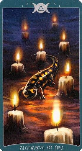 "Таро Книга Теней том 1 ""Как Наверху"" (The Book of Shadows Tarot (Volume 1 As Above) - Страница 2 KTTqcqaH2aM"