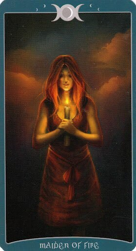 "Таро Книга Теней том 1 ""Как Наверху"" (The Book of Shadows Tarot (Volume 1 As Above) - Страница 2 QHE2_ntWw38"