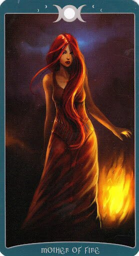 "Таро Книга Теней том 1 ""Как Наверху"" (The Book of Shadows Tarot (Volume 1 As Above) - Страница 2 U_JOiP1yBtc"
