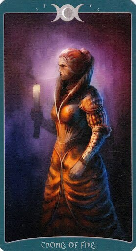 "Таро Книга Теней том 1 ""Как Наверху"" (The Book of Shadows Tarot (Volume 1 As Above) - Страница 2 8-_1Qx3ILW4"