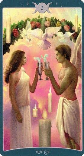"Таро Книга Теней том 1 ""Как Наверху"" (The Book of Shadows Tarot (Volume 1 As Above) - Страница 3 RaE8dfVOcCo"