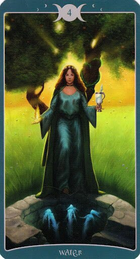 "Таро Книга Теней том 1 ""Как Наверху"" (The Book of Shadows Tarot (Volume 1 As Above) - Страница 2 6ICteUQ8GWE"