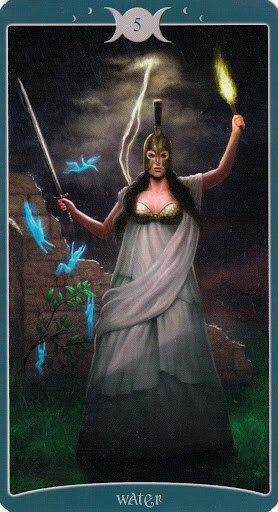 "Таро Книга Теней том 1 ""Как Наверху"" (The Book of Shadows Tarot (Volume 1 As Above) - Страница 2 WBUuhbseUC4"