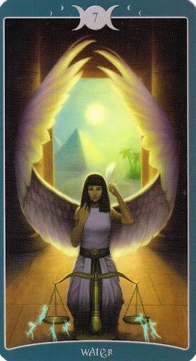 "Таро Книга Теней том 1 ""Как Наверху"" (The Book of Shadows Tarot (Volume 1 As Above) - Страница 2 GjxRwK1YE7s"