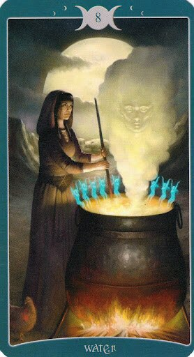 "Таро Книга Теней том 1 ""Как Наверху"" (The Book of Shadows Tarot (Volume 1 As Above) CmcbJodx4BU"