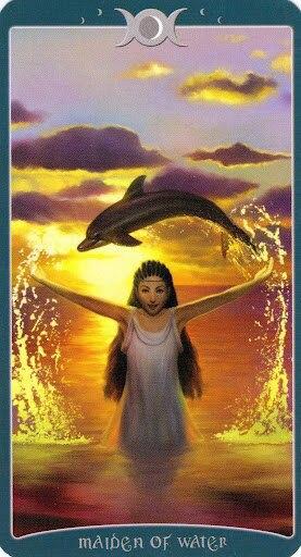 "Таро Книга Теней том 1 ""Как Наверху"" (The Book of Shadows Tarot (Volume 1 As Above) - Страница 2 8qOXUoBqwNI"
