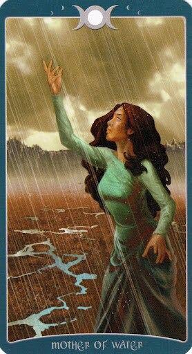 "Таро Книга Теней том 1 ""Как Наверху"" (The Book of Shadows Tarot (Volume 1 As Above) - Страница 2 KA313bdVzL8"