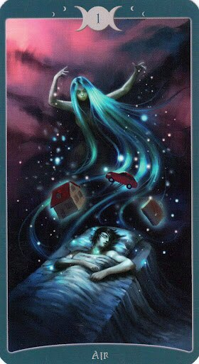 "Таро Книга Теней том 1 ""Как Наверху"" (The Book of Shadows Tarot (Volume 1 As Above) - Страница 4 RxFn179DssE"