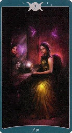 "Таро Книга Теней том 1 ""Как Наверху"" (The Book of Shadows Tarot (Volume 1 As Above) - Страница 4 ZgLNvy_my7g"
