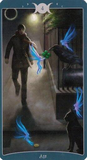 "Таро Книга Теней том 1 ""Как Наверху"" (The Book of Shadows Tarot (Volume 1 As Above) - Страница 4 HWXJ8oLySjA"