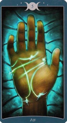 "Таро Книга Теней том 1 ""Как Наверху"" (The Book of Shadows Tarot (Volume 1 As Above) - Страница 4 TZy6-FaXr0Y"