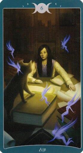 "Таро Книга Теней том 1 ""Как Наверху"" (The Book of Shadows Tarot (Volume 1 As Above) - Страница 2 MID32LNtedc"