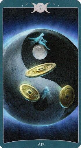 "Таро Книга Теней том 1 ""Как Наверху"" (The Book of Shadows Tarot (Volume 1 As Above) - Страница 4 WT4YCwbYluo"