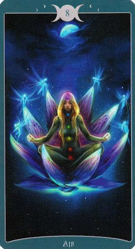 "Таро Книга Теней том 1 ""Как Наверху"" (The Book of Shadows Tarot (Volume 1 As Above) - Страница 2 Nu18bXrCyuI"