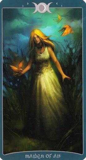 "Таро Книга Теней том 1 ""Как Наверху"" (The Book of Shadows Tarot (Volume 1 As Above) - Страница 2 O05up0DMRYM"