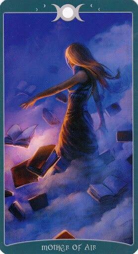 "Таро Книга Теней том 1 ""Как Наверху"" (The Book of Shadows Tarot (Volume 1 As Above) - Страница 2 Na1TOvMaRCQ"
