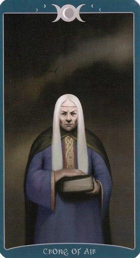 "Таро Книга Теней том 1 ""Как Наверху"" (The Book of Shadows Tarot (Volume 1 As Above) - Страница 4 EhG-n-Y66U0"