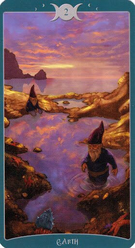 "Таро Книга Теней том 1 ""Как Наверху"" (The Book of Shadows Tarot (Volume 1 As Above) - Страница 2 XnLUtl0uOUY"
