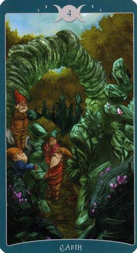 "Таро Книга Теней том 1 ""Как Наверху"" (The Book of Shadows Tarot (Volume 1 As Above) - Страница 4 K9gMQW9sWzM"