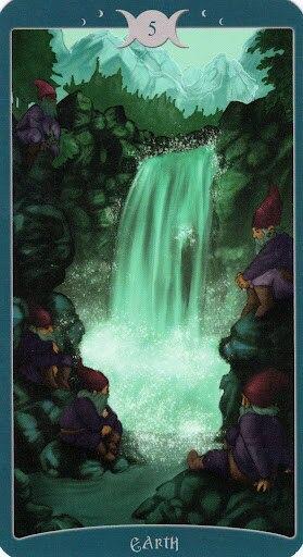 "Таро Книга Теней том 1 ""Как Наверху"" (The Book of Shadows Tarot (Volume 1 As Above) - Страница 4 PYBc914mmeY"