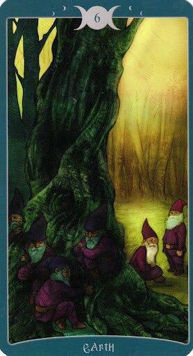 "Таро Книга Теней том 1 ""Как Наверху"" (The Book of Shadows Tarot (Volume 1 As Above) - Страница 4 ZVfyV6pxjH0"