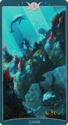 "Таро Книга Теней том 1 ""Как Наверху"" (The Book of Shadows Tarot (Volume 1 As Above) - Страница 4 KWE14MKVox8"