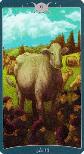 "Таро Книга Теней том 1 ""Как Наверху"" (The Book of Shadows Tarot (Volume 1 As Above) - Страница 5 FOW8GCpU8OA"
