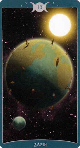 "Таро Книга Теней том 1 ""Как Наверху"" (The Book of Shadows Tarot (Volume 1 As Above) - Страница 5 ALNnmPv8t6g"