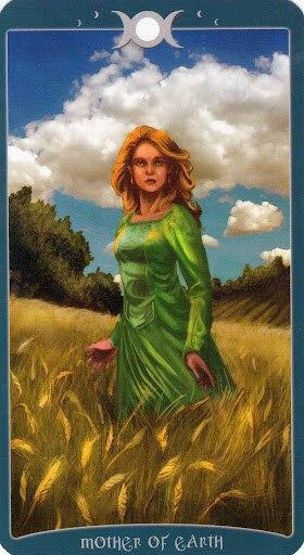 "Таро Книга Теней том 1 ""Как Наверху"" (The Book of Shadows Tarot (Volume 1 As Above) - Страница 5 OMW2XXIbcy8"
