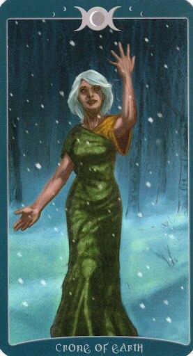 "Таро Книга Теней том 1 ""Как Наверху"" (The Book of Shadows Tarot (Volume 1 As Above) - Страница 5 UrkvCqb9BiA"