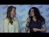 Интервью Марины Сергеевой  TV-Shans fashion