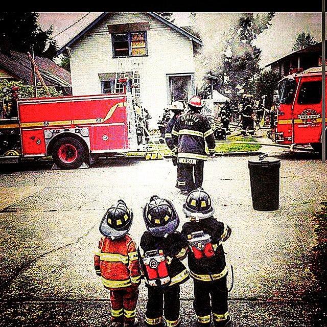 демотиваторы про пожарную охрану сразу ответила