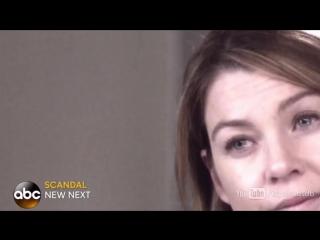 Промо Ссылка на 12 сезон 23 серия - Анатомия страсти / Grey's Anatomy