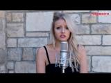 Красивая девушка перепела Wiz Khalifa ft. Charlie Puth - See You Again (cover,Fast  Furious 7 soundtrack),классный голос,кавер