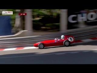 Historic GP Monaco 2016. Race D (F-Junior 1958-1960)