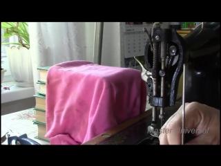 Ручная швейная машинка часть 1.Профилактика,ремонт,своими руками.Видео.№1.
