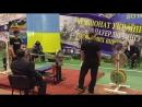 II-й Чемпионат Украины 2016 UPC Жим лежа 117,5 кг - 2 подход 18-20.03.2016