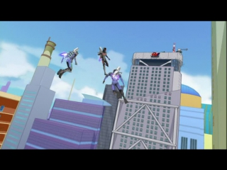 Spider-Man- The New Animated Series S01 E06 Heroes and Villains
