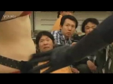 japan belly punch
