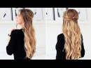 Fishtail Braid Half Updo For Short Medium and Long Hair Luxy Hair
