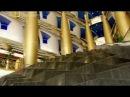 Ламинарный фонтан в Бурдж аль-Араб