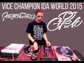 VICE CHAMPION IDA WORLD 2015 - DJ CHELL (Russia) - New Generation Routine