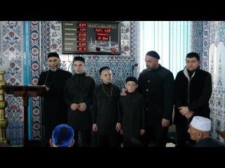 Русская семья из шести человек приняла Ислам