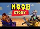 Dota 2 - Noob Story / Parodia Toy Story un novato en mi