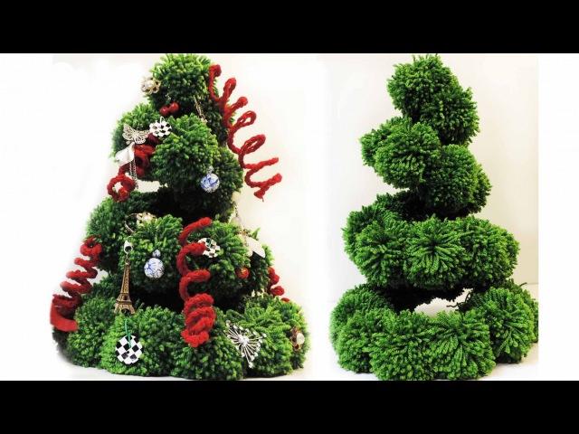 How to make a Christmas tree Новогодняя елочка своими руками
